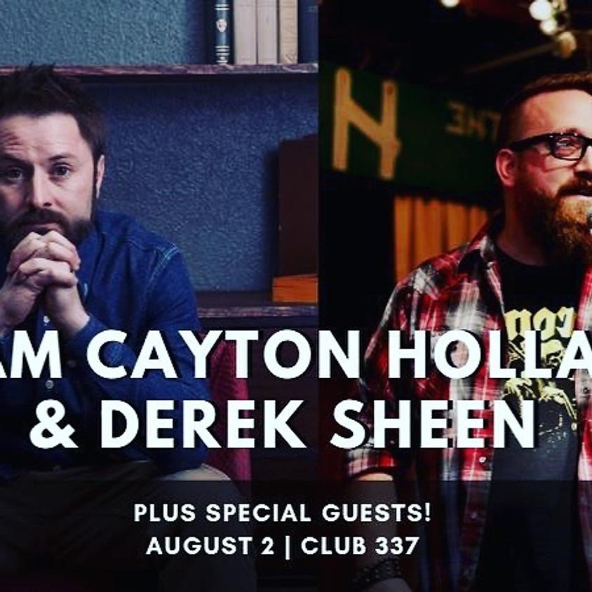 CLUB 337 W/ADAM CAYTON-HOLLAND-LAFAYETTE, LA