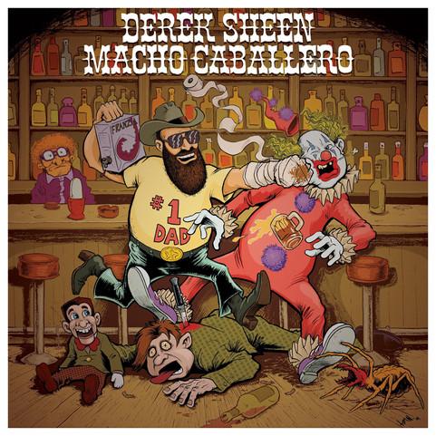 Macho Caballero Album Art