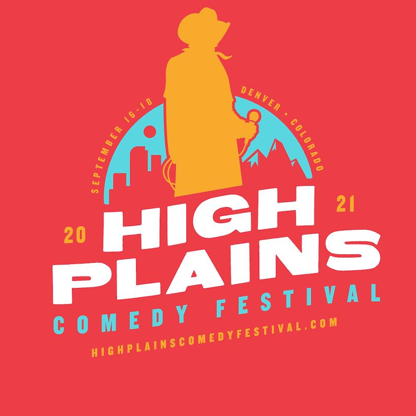 8th Annual High Plains Comedy Festival
