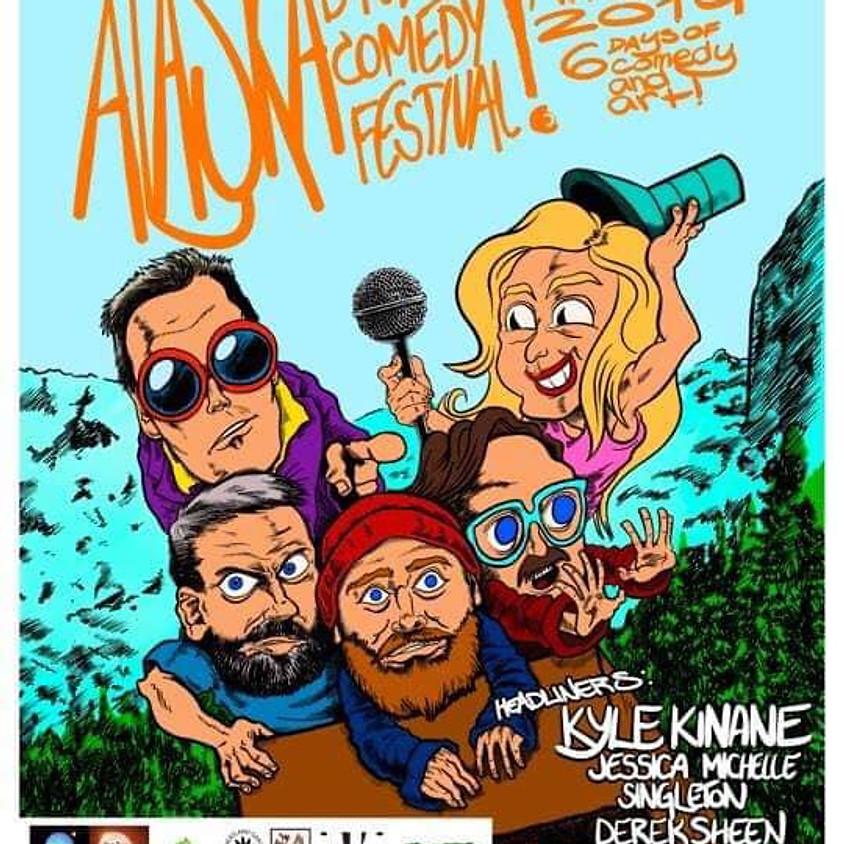 B4UDIE COMEDY FESTIVAL-Anchorage, AK