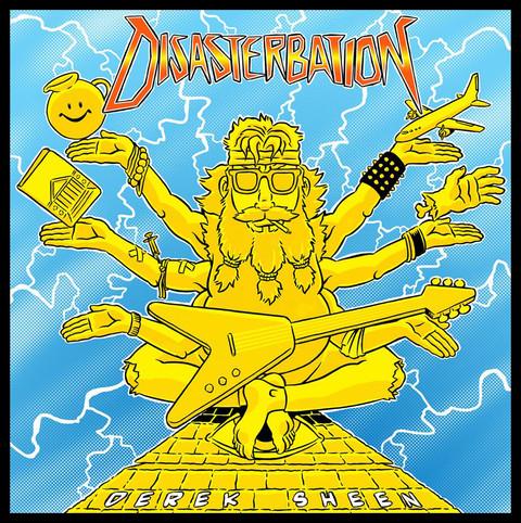 Disasterbation Album Cover Art