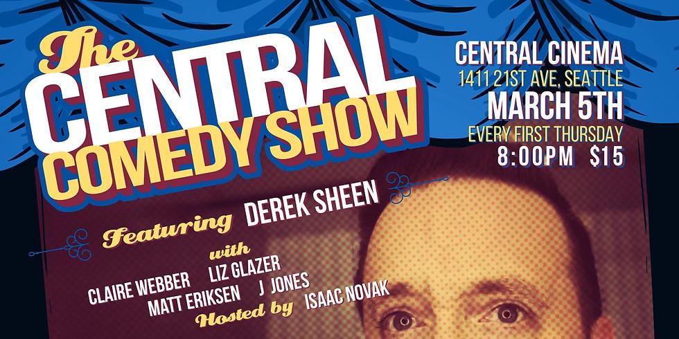 Central Comedy Show