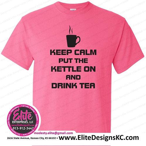 Tea 07 Keep Calm