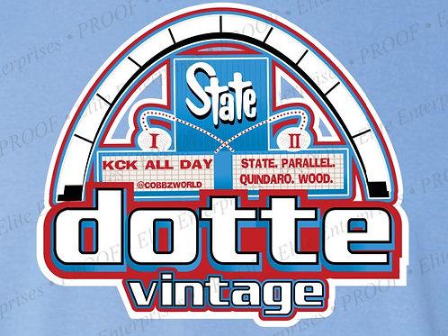 Dotte Vintage - State Drive Inn