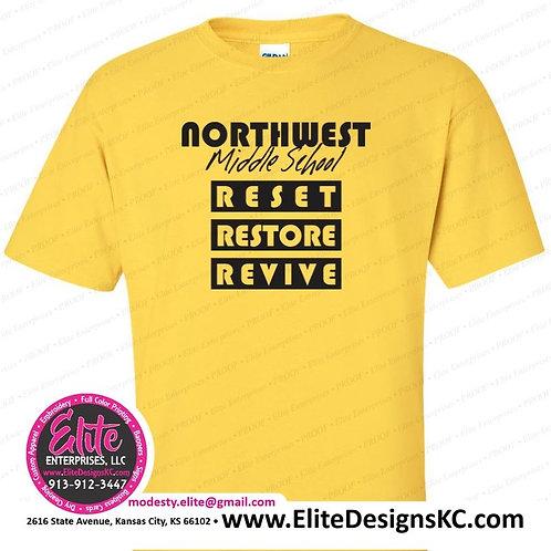 NWMS SW4 - Northwest Middle School Spirit Wear 4