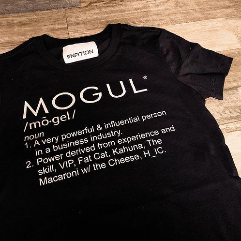 MOGUL Definition
