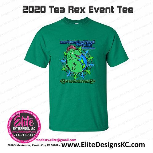 2020 Tea Rex Event Tee