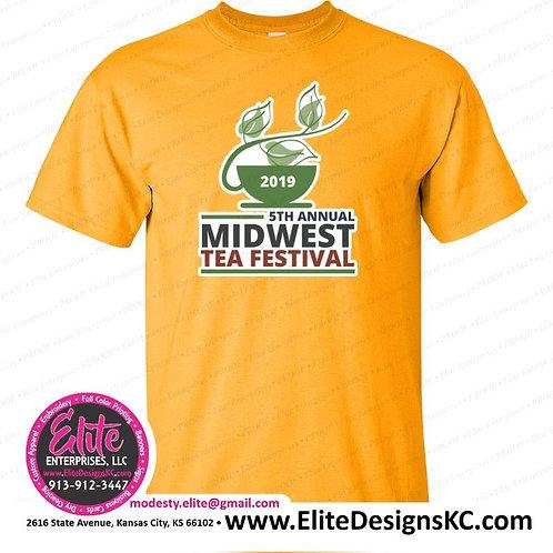 Tee 2019 Midwest Tea Festival Event Tee 1