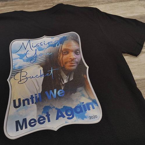 In Remembrance Custom T-shirt - Basic