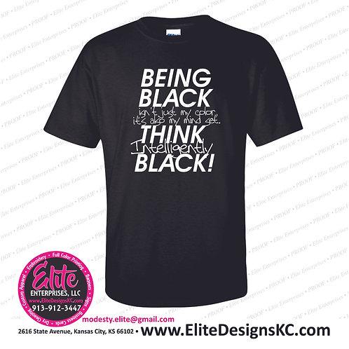 LW #42 Being Black