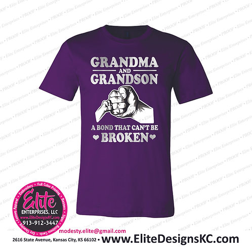 903 Grandma and Grandson