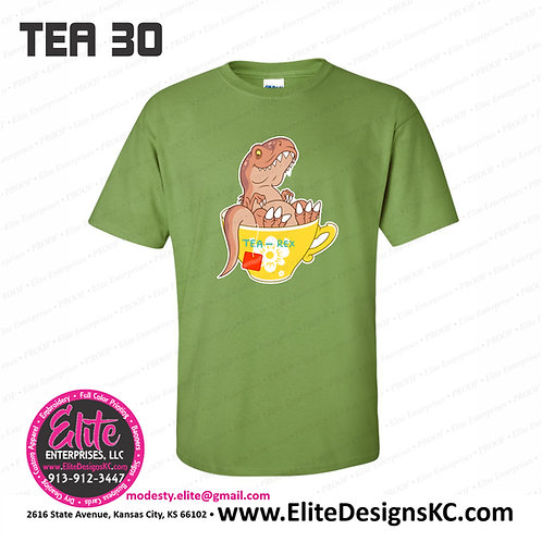 2020 Tea 30 - Tea Rex