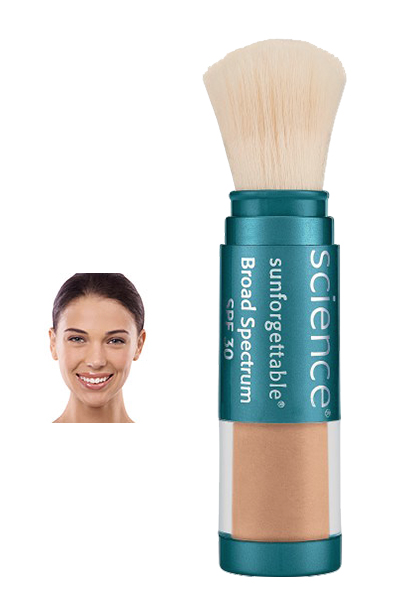 SF Brush SPF 30 - Kleur: Tan