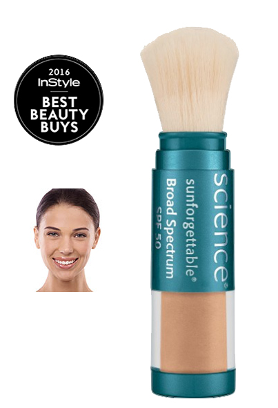 SF Brush SPF 50 - Kleur: Tan