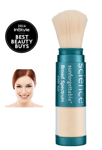 SF Brush SPF 50 - Kleur: Fair