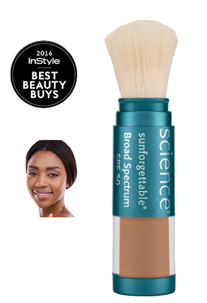 SF Brush SPF 50 - Kleur: Deep