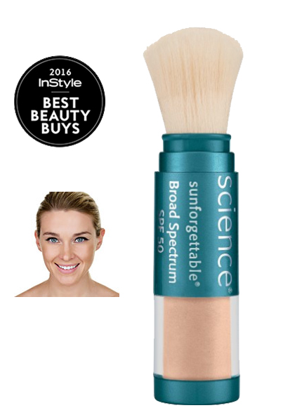 SF Brush SPF 50 - Kleur: Medium