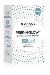 NuFACE PREP-N-GLOW™ CLOTHS