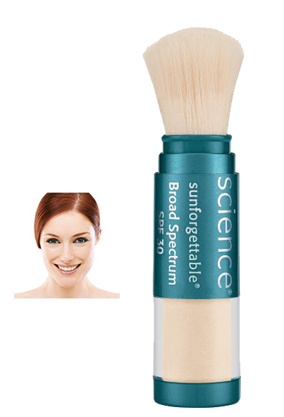 SF Brush SPF 30 - Kleur: Fair
