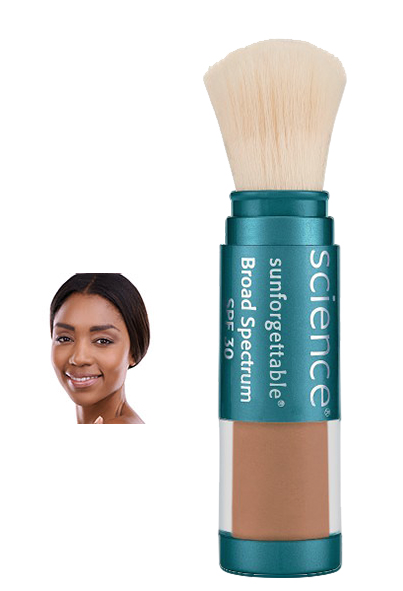 SF Brush SPF 30 - Kleur: Deep