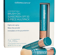 Brush On Sunscreen SPF 50 Multi Pack (3 Brushes) Medium € 145,50