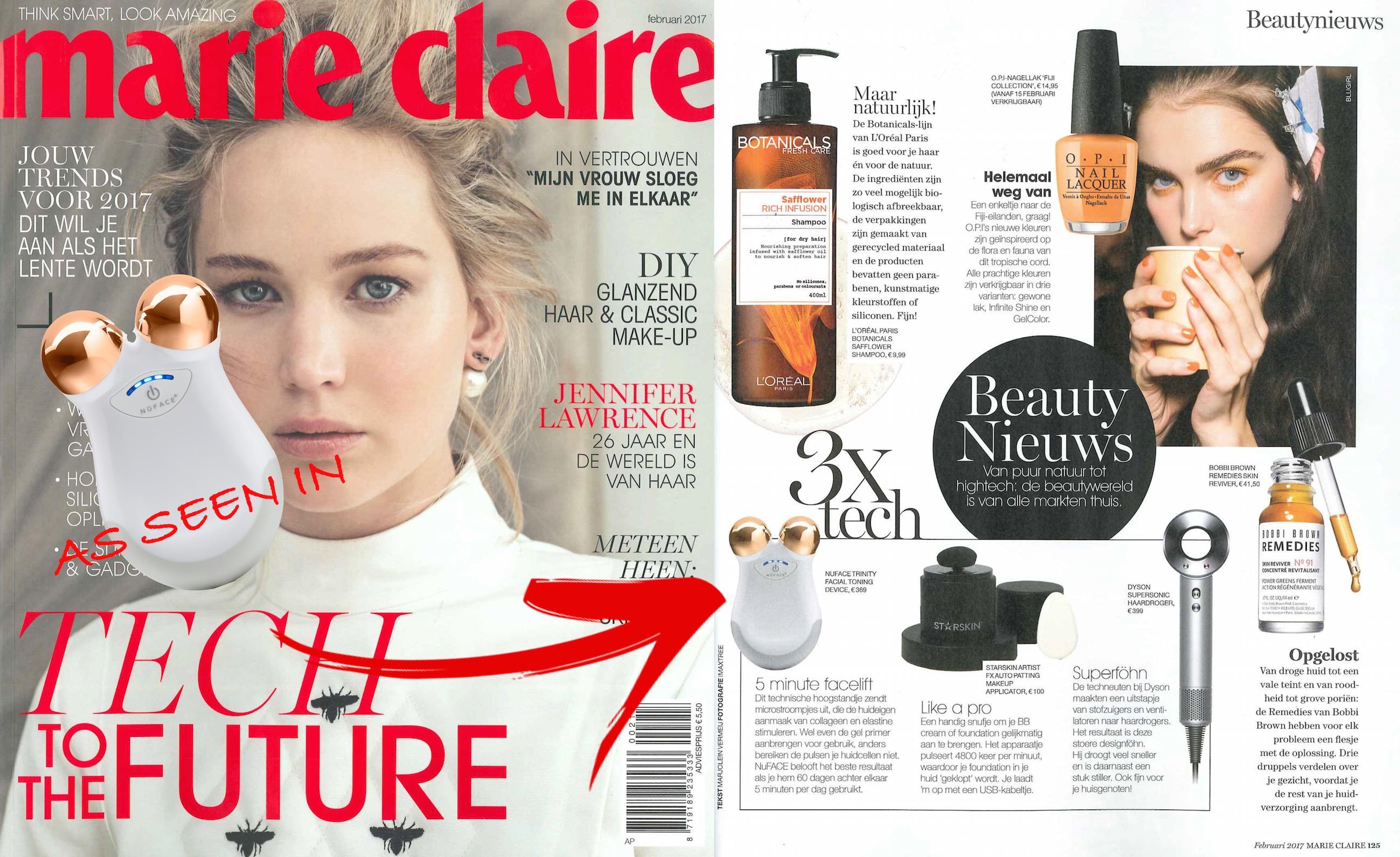 Marie Claire februari 2017