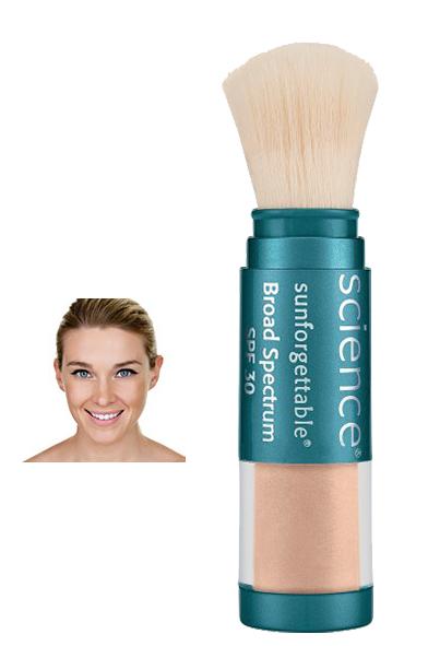 SF Brush SPF 30 - Kleur: Medium