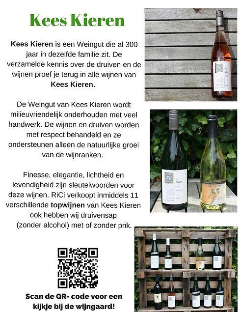 wijn, Kees Kieren
