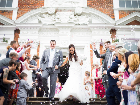 Croxteth Hall Wedding Sneak Peeks