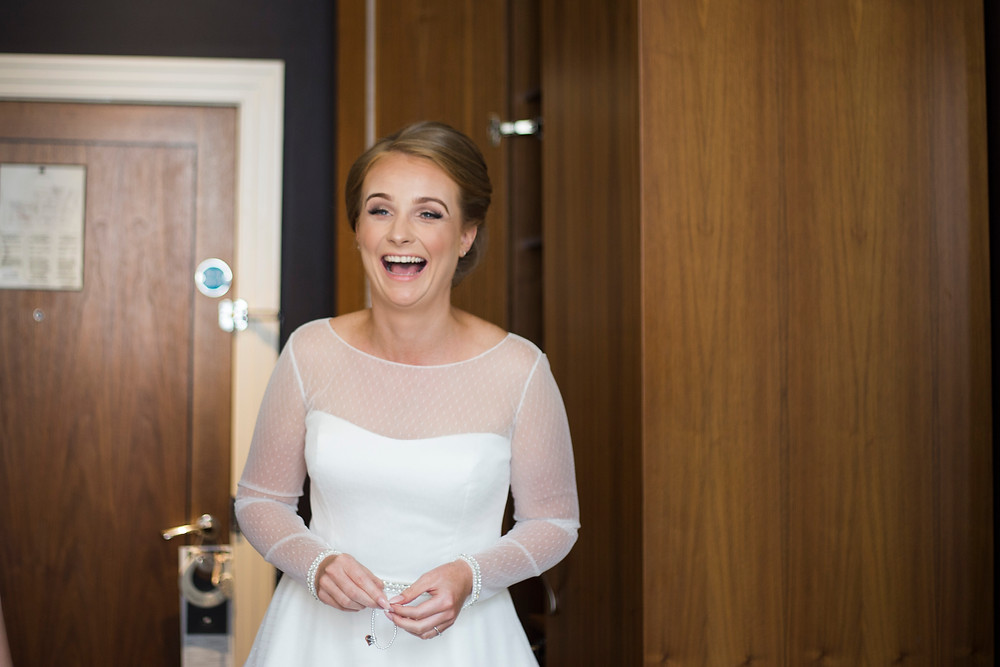 Hard Days Night Hotel Wedding Bride