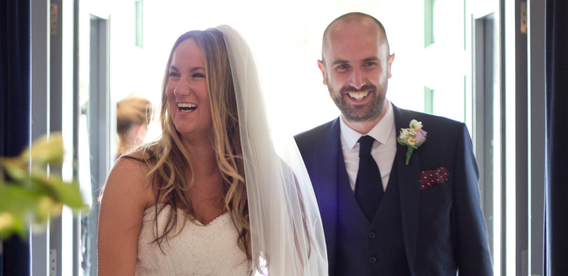 60 hope stree wedding