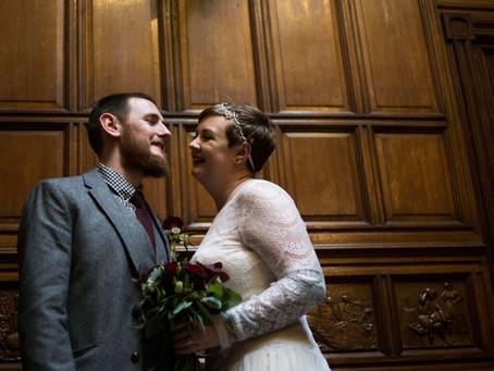 Thornton Hall Hotel wedding sneak peeks