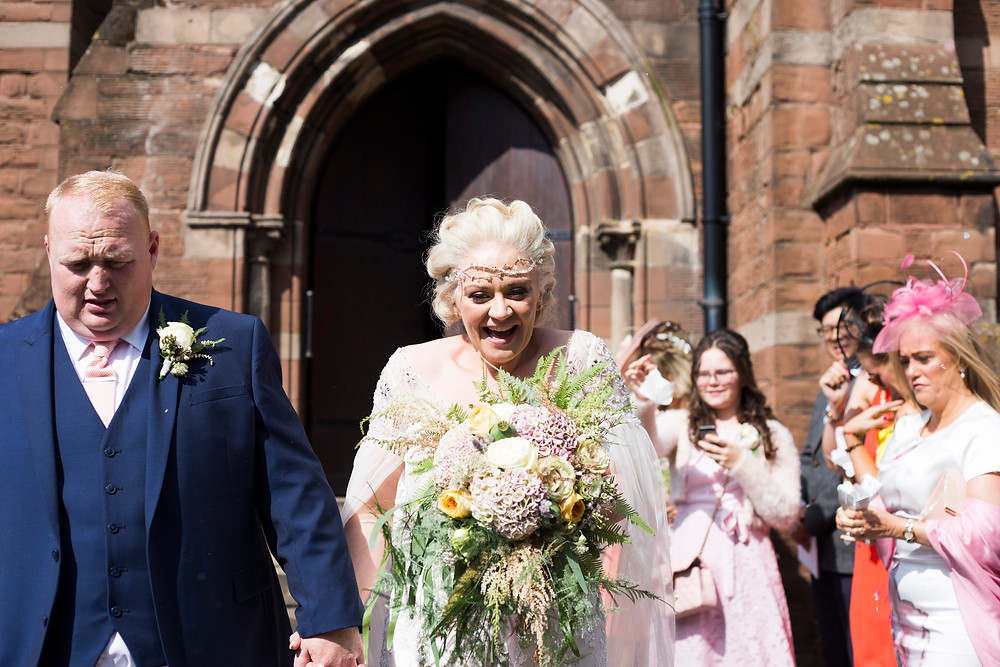 Liverpool church Wedding
