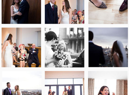 How to use instagram to plan your wedding