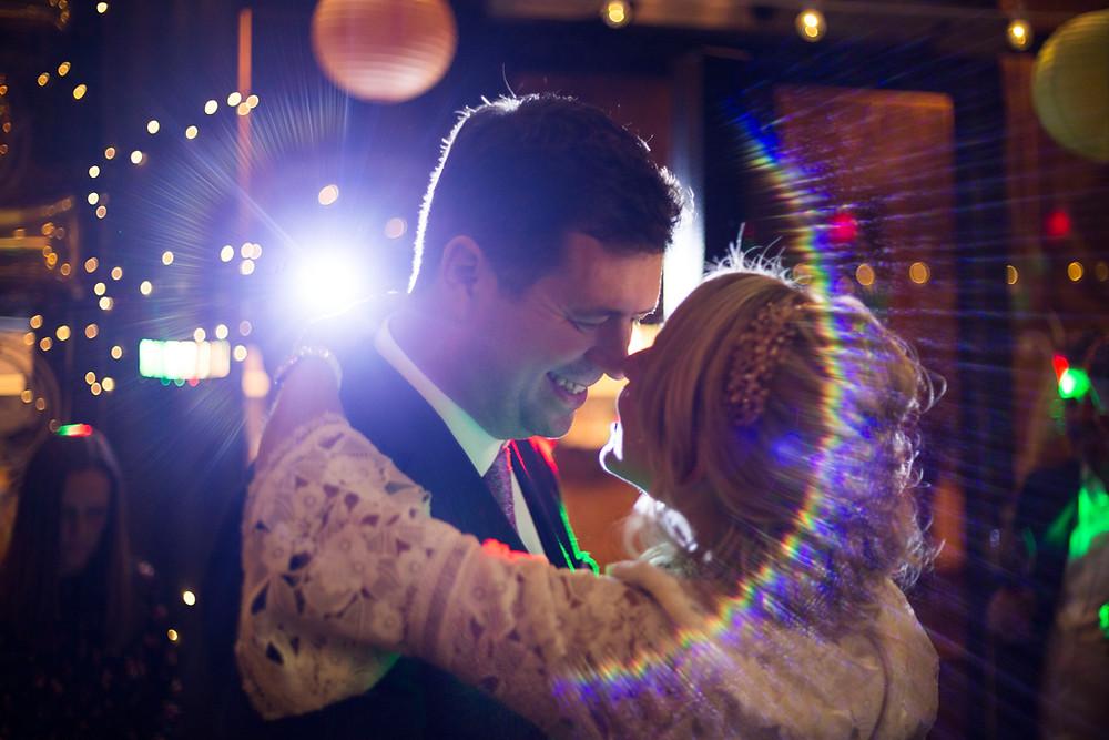 First dance at Siren Wedding Liverpool