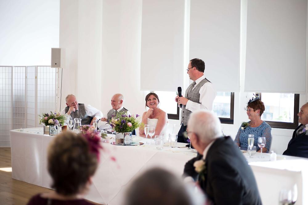Speeches Liver Building Wedding