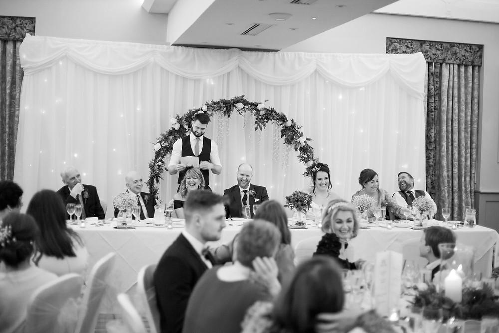 Carden Park Hotel Wedding