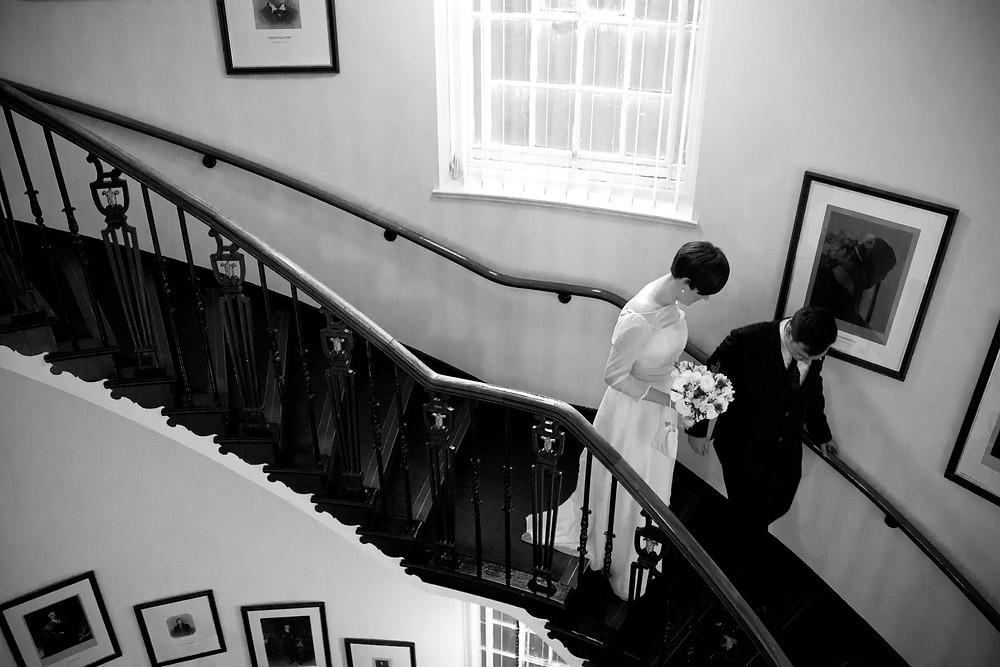 Hope street Hotel wedding Liverpool Athenaeum