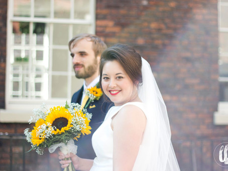 Bright and beautiful wedding at The Bluecoat