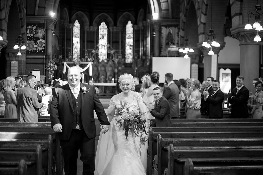 Christ Church Liverpool Wedding
