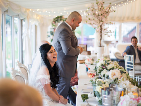 Liverpool Cricket Club Wedding Sneak Peeks