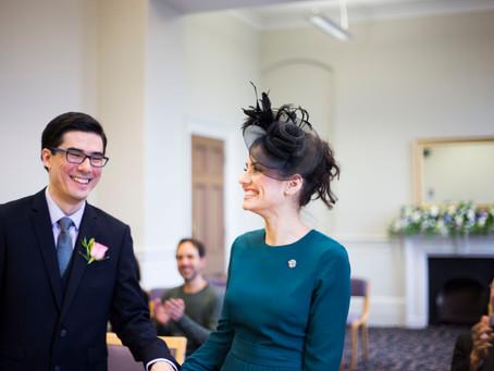 St Georges Hall wedding sneak peeks