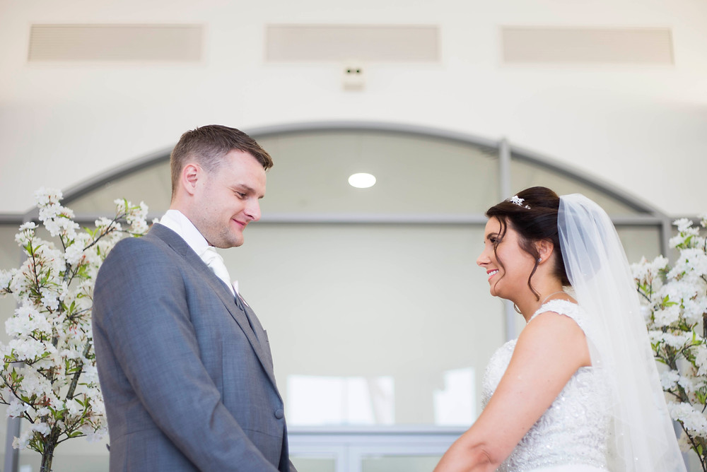 Liver Building Wedding ceremony Liverpool