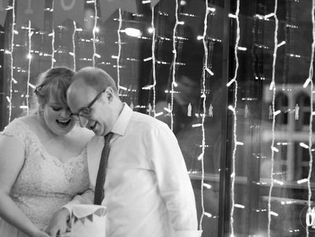 Handmade loveliness and lots of cake Everyman Theatre Wedding