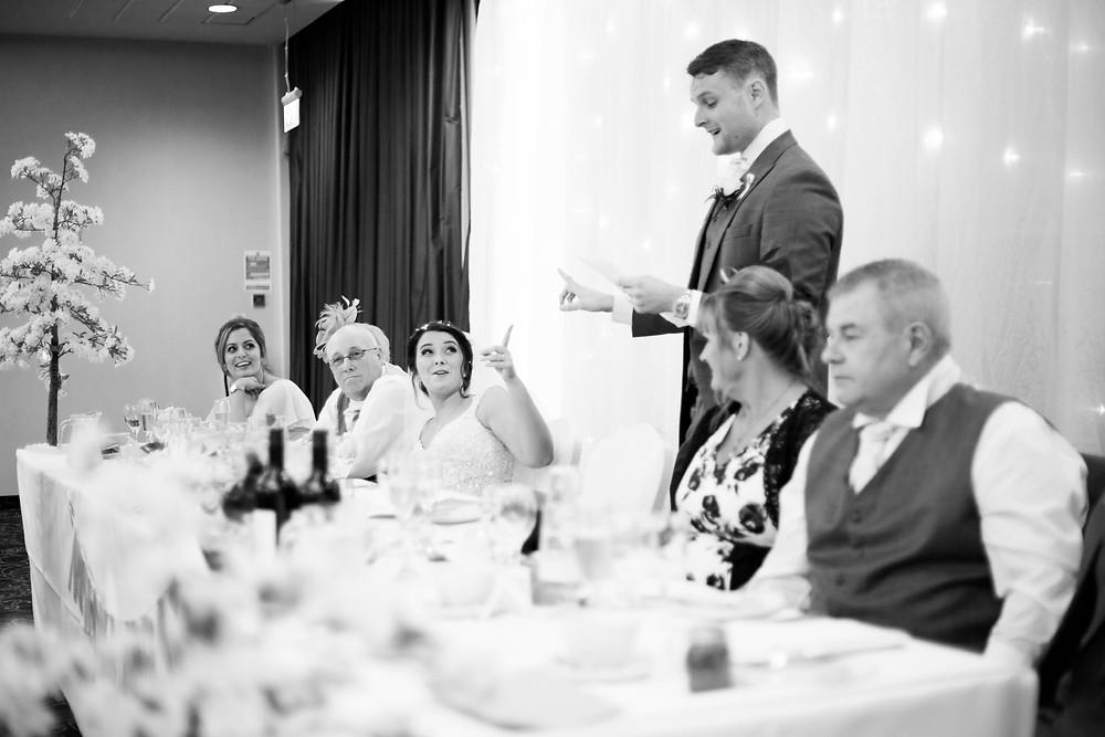 Speeches Liverpool Wedding