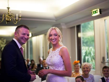 Mercure Atlantic Tower Hotel wedding sneak peeks