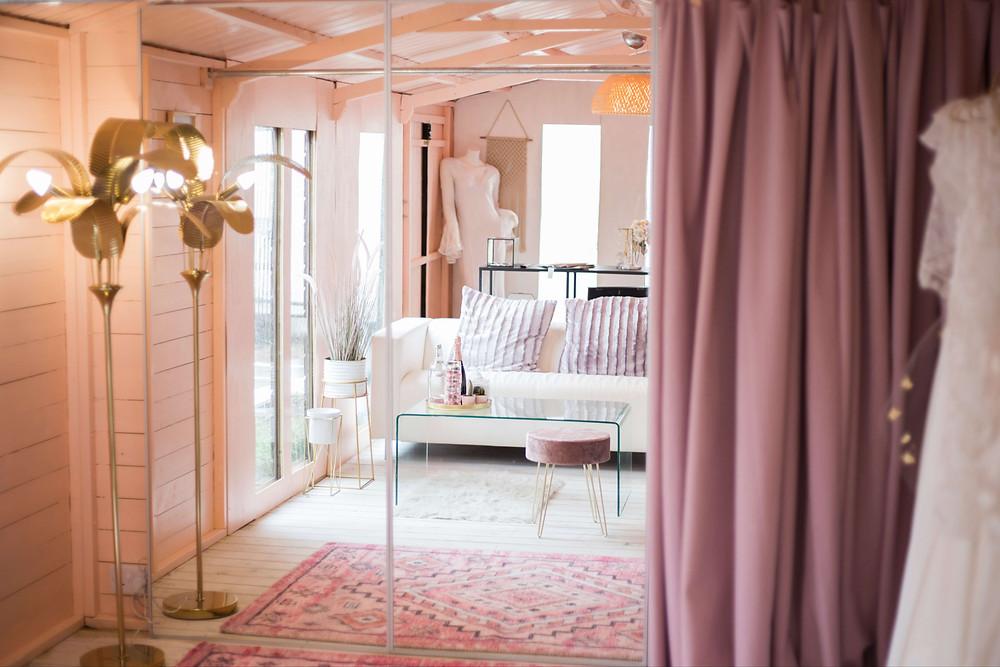 Flamingo Boulevard bridal studio Personal Branding Photography