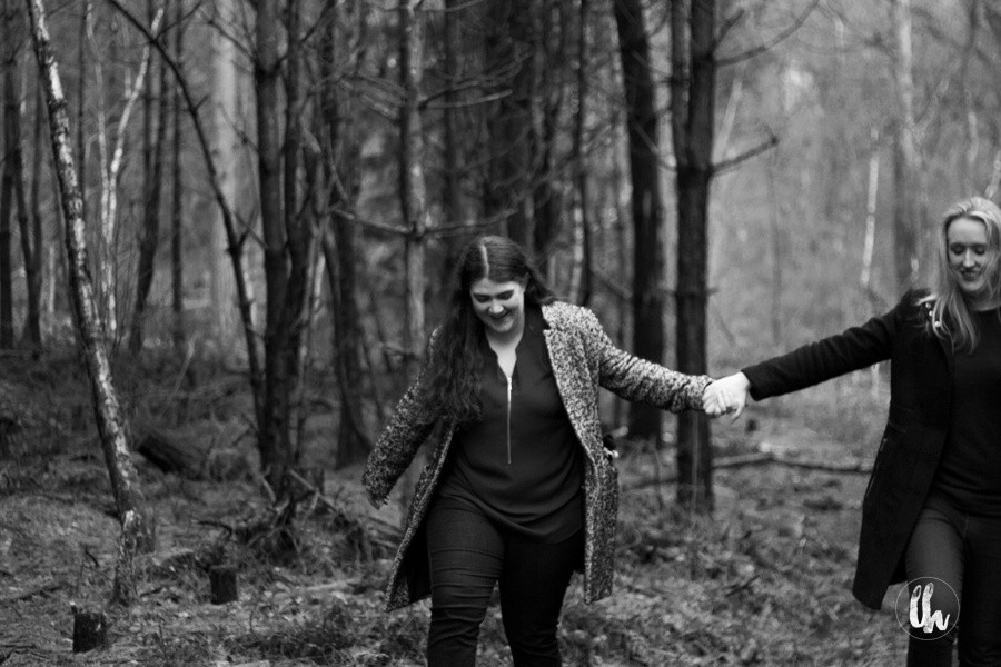 Liverpool Pre Wedding Shoot Delamere Forest