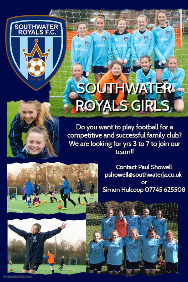 Southwater Royals Recruitment April 2019 1 - Made with PosterMyWall
