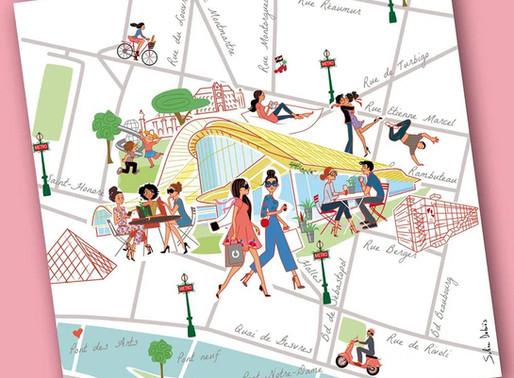 玛黑区:古老巴黎的蓬勃心跳